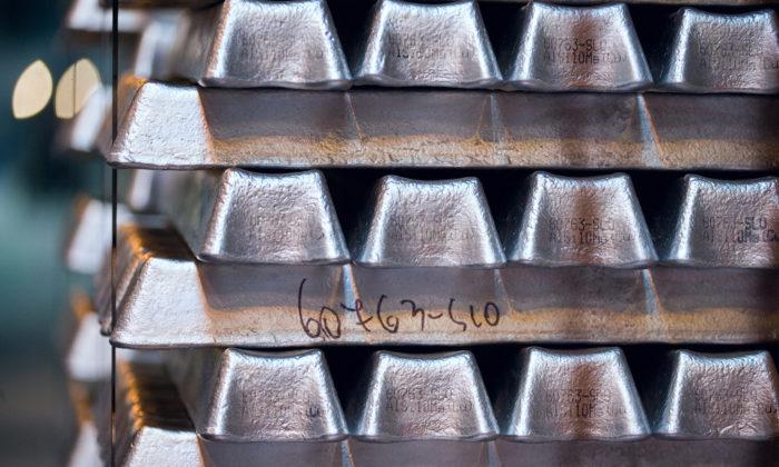 WWA - Aluminum Ingots
